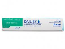Dailies AquaComfort Plus Toric (90lentes)