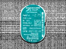 Bausch + Lomb ULTRA for Presbyopia (3 lentes)