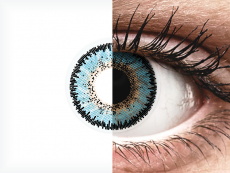 Lentes de Contacto 3 Tones Aqua - ColourVUE (2lentes)
