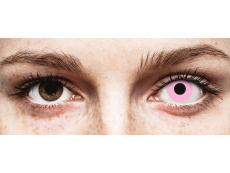 Lentes de Contacto Crazy Lens Cor-de-rosa Barbie Pink - ColourVUE (2 lentes)