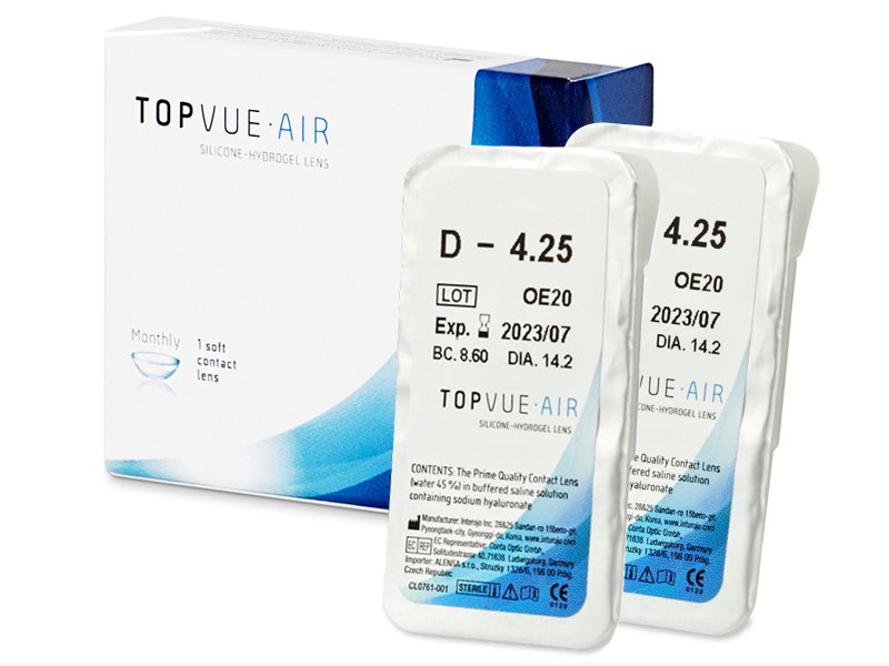 TopVue Air (1+1 lente)