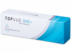 TopVue One+ (30 lentes)