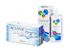 Acuvue Oasys for Astigmatism (12 lentes) + Solução Gelone 360 ml