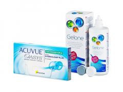 Acuvue Oasys for Presbyopia (6 lentes) + Solução Gelone 360 ml
