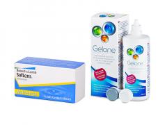 SofLens Multi-Focal (3 lentes) + Solução Gelone 360 ml