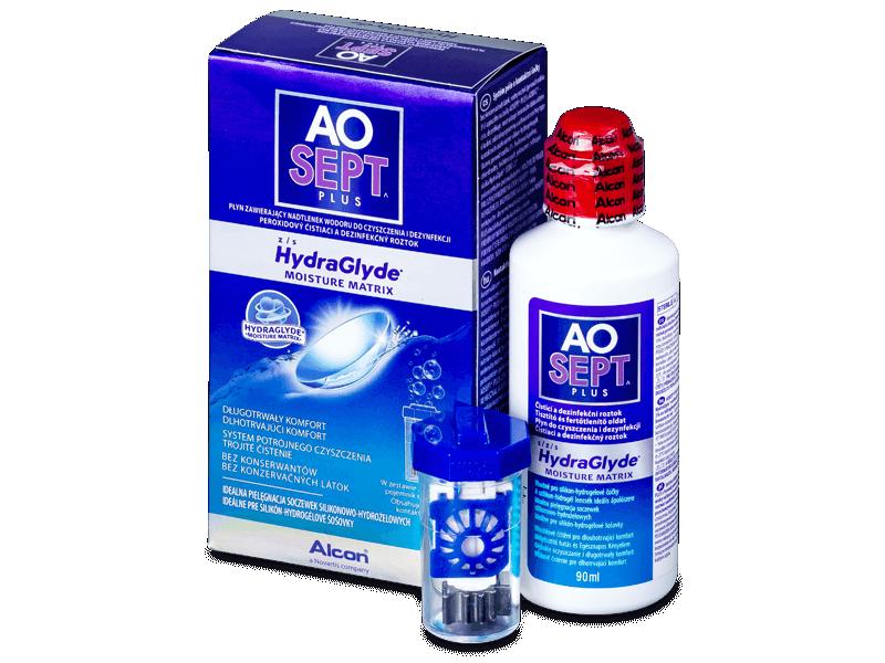 AO SEPT PLUS HydraGlyde solução 90ml
