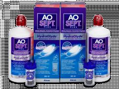 AO SEPT PLUS HydraGlyde solução 2x360ml