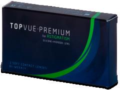 TopVue Premium for Astigmatism (3lentes)