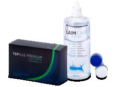 TopVue Premium for Astigmatism (6lentes) +Laim-Care Solution400ml