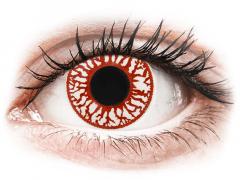 Lentes de Contacto Diárias Crazy Lens Blood Shot - ColourVUE (2lentes)