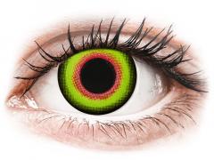 Lentes de Contacto Diárias Crazy Lens Mad Hatter - ColourVUE (2lentes)