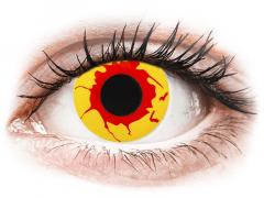 Lentes de Contacto Diárias Crazy Lens Reignfire - ColourVUE (2lentes)