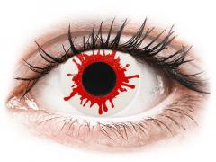 Lentes de Contacto Diárias Crazy Lens Wild Blood - ColourVUE (2lentes)