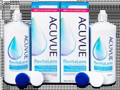 Solução Acuvue RevitaLens 2x 360 ml