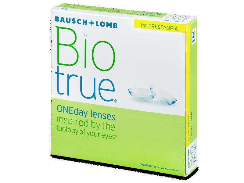 Biotrue ONEday for Presbiopia (90 lentes)