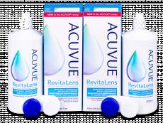 Solução Acuvue RevitaLens 2x 300 ml