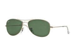 Óculos de Sol Ray-Ban Aviador Cockpit RB3362 - 001