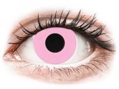 CRAZY LENS - Barbie Pink - Diárias com correção (2 lentes)