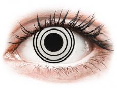 CRAZY LENS - Rinnegan - Diárias sem correção (2 lentes)