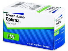 Quarterly Optima FW (4 lentes)