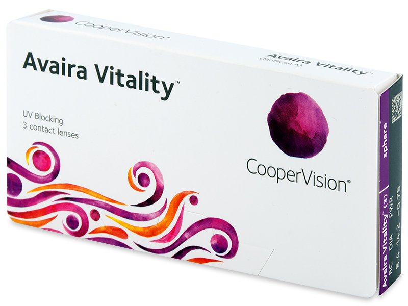 Avaira Vitality (3 lentes)