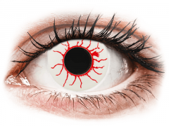 CRAZY LENS - Red Viper - Diárias sem correção (2 lentes)