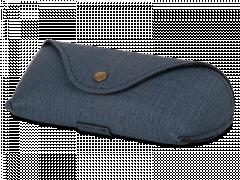 Estojo azul para óculos SH224-1
