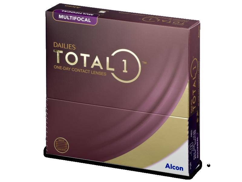 Dailies TOTAL1 Multifocal (90 lentes)