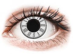 CRAZY LENS - Clock - Diárias sem correção (2 lentes)
