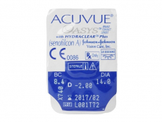 Acuvue Oasys (6 lentes)