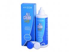 Solução Avizor All Clean Soft 350 ml