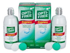 OPTI-FREE Express Solução 2x355ml