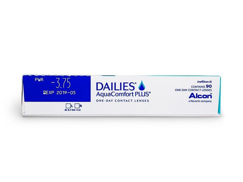 Dailies AquaComfort Plus (90lentes)