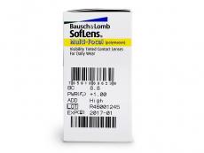 SofLens Multi-Focal (6lentes)