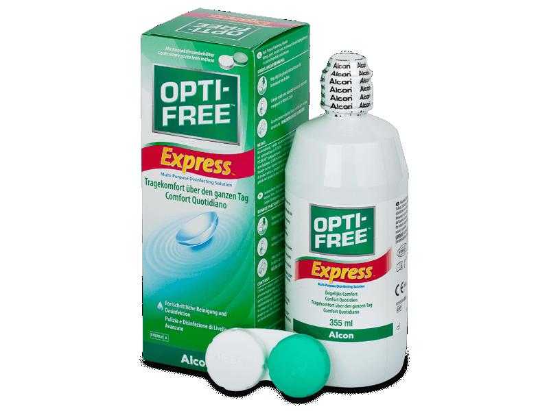 OPTI-FREE Express Solução 355ml