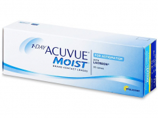 1 Day Acuvue Moist for Astigmatism (30 lentes)