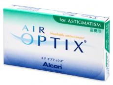 Air Optix for Astigmatism (6lentes)