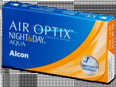 Air Optix Night and Day Aqua (6lentes)