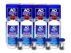 AO SEPT PLUS HydraGlyde solução 4x360ml